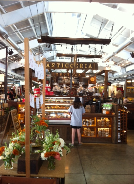 "I bought turkey brine spices at the Oxbow Market, a ""foodie heaven."""
