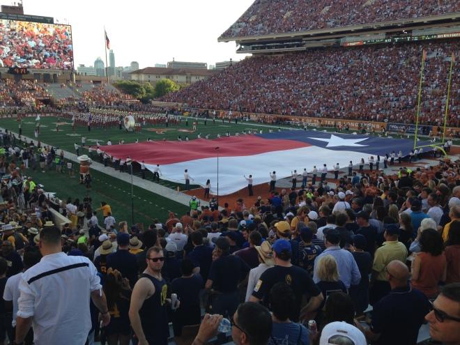 Texas Memorial Football Stadium