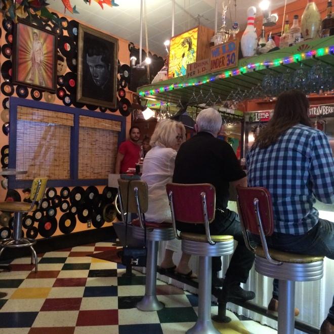 Chuy's Tex-Mex restaurant in Austin, Texas