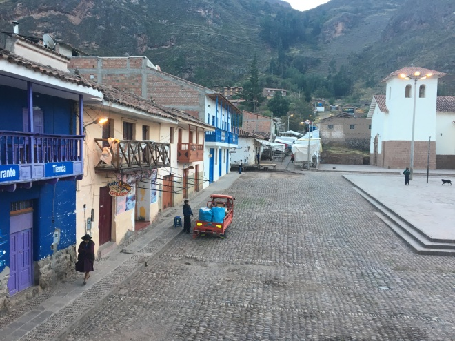 Pisca, Peru