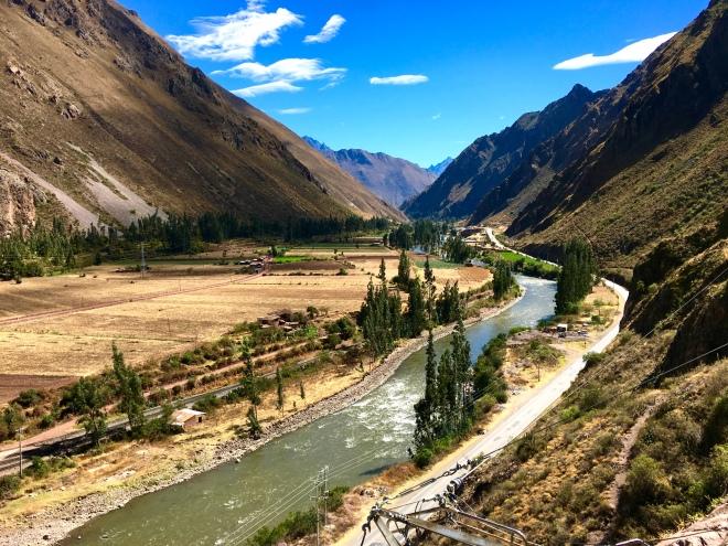 Urubumba River Sacred Valley