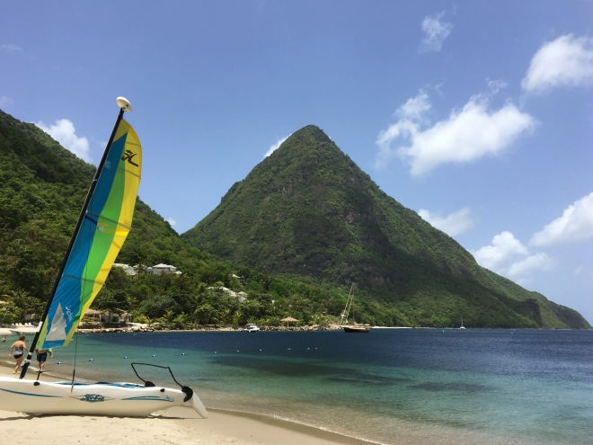 Sugar Beach Saint Lucia