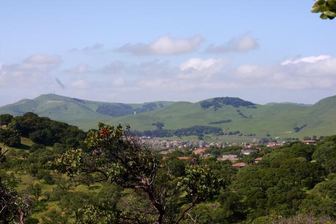 Rockville Hills overlook