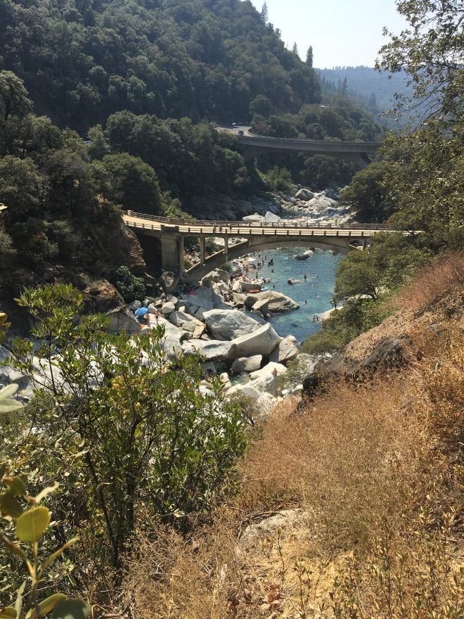 Bridge over the Yuba River