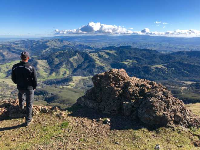 Mount Diablo Summit